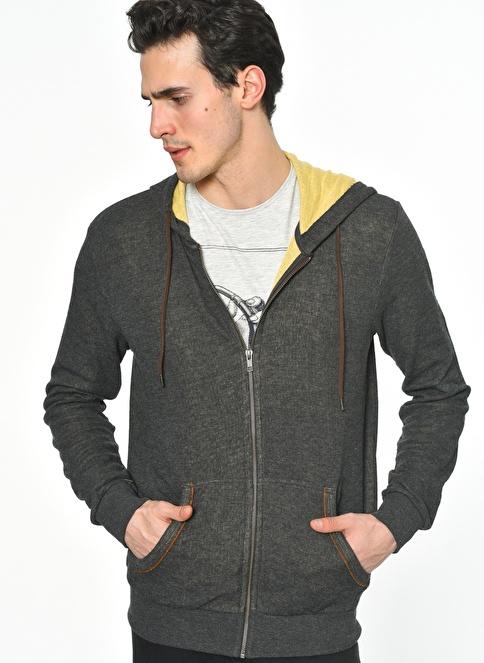 Mudo Collection Sweatshirt Antrasit
